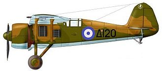 PZL P.24 - A Greek PZL P.24 F/G, 1940. The Δ120 marking shows that the aircraft belonged to Marinos Mitralexis
