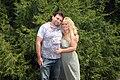 Greg Tingle and Eva Rinaldi 2011.jpg