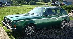 AMC Gremlin - 1975 AMC Gremlin