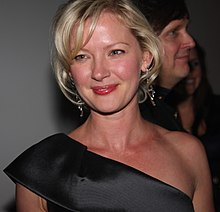 Gretchen Mol - the hot, beautiful,  actress, model,   with French, Irish, English, Dutch, Welsh,  roots in 2019
