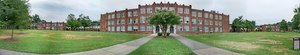 Grimsley High School - Image: Grimsley Panorama Cropped