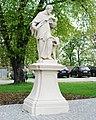 GuentherZ 2011-04-16 0005 Wullersdorf Statue Johannes Nepomuk.jpg