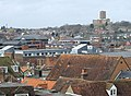 Guildford roofscape, Surrey - geograph.org.uk - 768604.jpg
