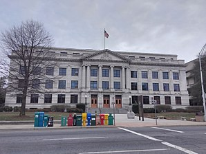 Guilford County Courthouse