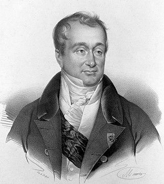 Guillaume Dupuytren - Image: Guillaume Dupuytren