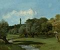 Gustave Courbet La Bretonnerie dans le département de l'Indre 1856.jpg