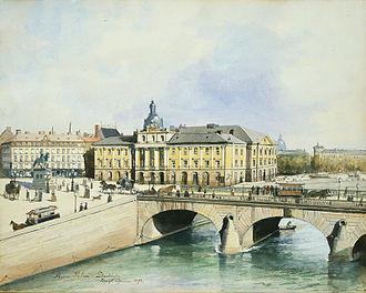 1892 in Sweden - Gustavianska operan 1892a
