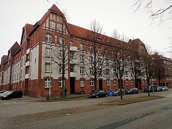 Gutenbergstraße (2017)