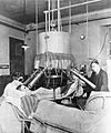 Guy's Hospital Bicentenary; Finsen lamp treatment. Wellcome L0016005.jpg