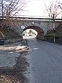 HÉV bridge, Magtár utca, 2019 Cinkota.jpg