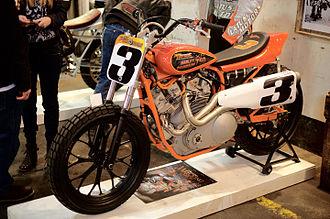 Harley-Davidson XR-750 - XR-750 c. 2015: Team Latus