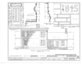 H. V. Bronson House, Route 303, Peninsula, Summit County, OH HABS OHIO,77-PEN,1- (sheet 3 of 5).png