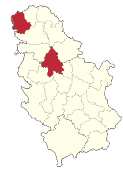 H1N1 Serbia Map.png