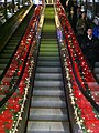 HK Central 中環中心 The Centre office escalators Jan-2013.JPG