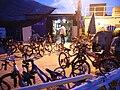 HK Sunday night West Kln Promenade Bike biz 03.JPG