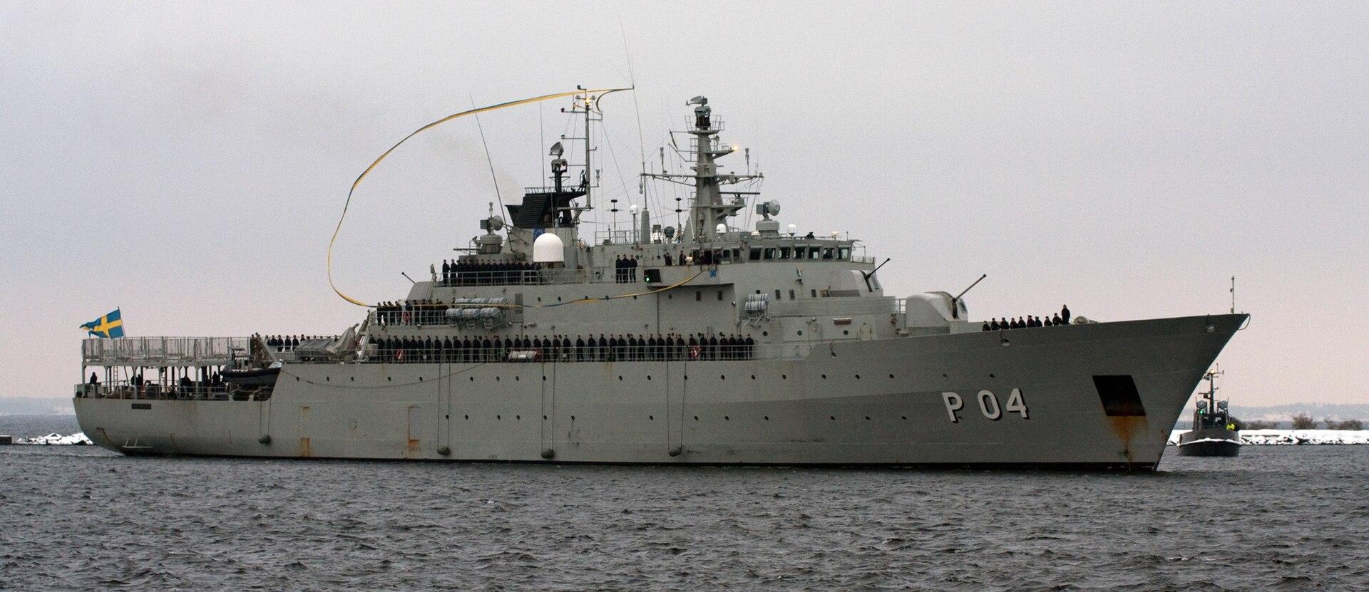 HSwMS Carlskrona