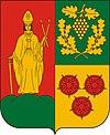 Huy hiệu của Szentbalázs