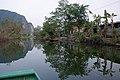 Habitations et bananiers à Tam Coc.jpg