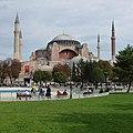 Hagia Sophia, Istanbul, Turkey - panoramio.jpg