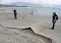 Halite Teepee structure Dead Sea 031712.JPG
