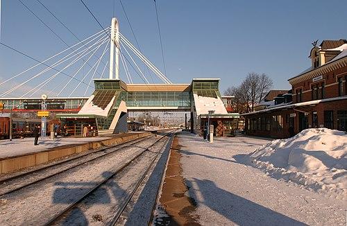 Hallsbergs tågstation