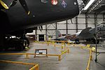 Handley Page Halifax and Mosquito at Yorkshire Air Museum (8331).jpg