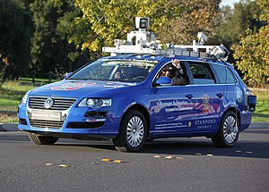 Driverless Vehicle Project Under Way