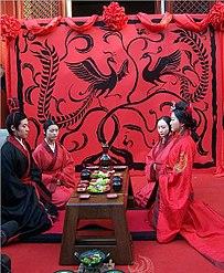 zhou dynasty clothing