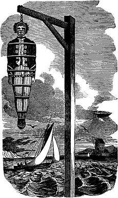 место казни пиратов 3 буквы ответ - фото 2