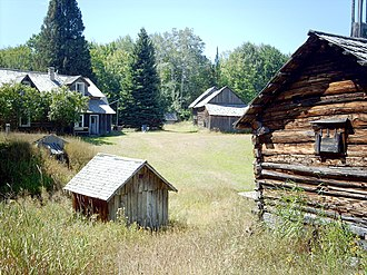 Keweenaw National Historical Park - Hanka Homestead