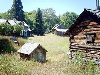 Keweenaw National Historical Park - Hanka Homestead