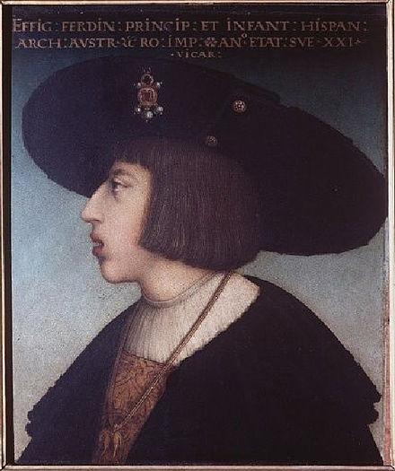 Ferdinando I Dasburgo Wikiwand