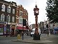 Harlesden, The Jubilee Clock - geograph.org.uk - 2090315.jpg