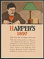 Harper's January 1897 Poster.jpg