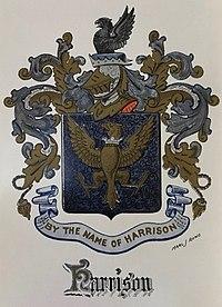 Harrison family of Virginia - Wikipedia