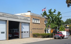 Harrison, New Jersey - Fire Headquarters