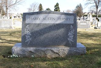 Harry Tierney - The grave of Harry Tierney