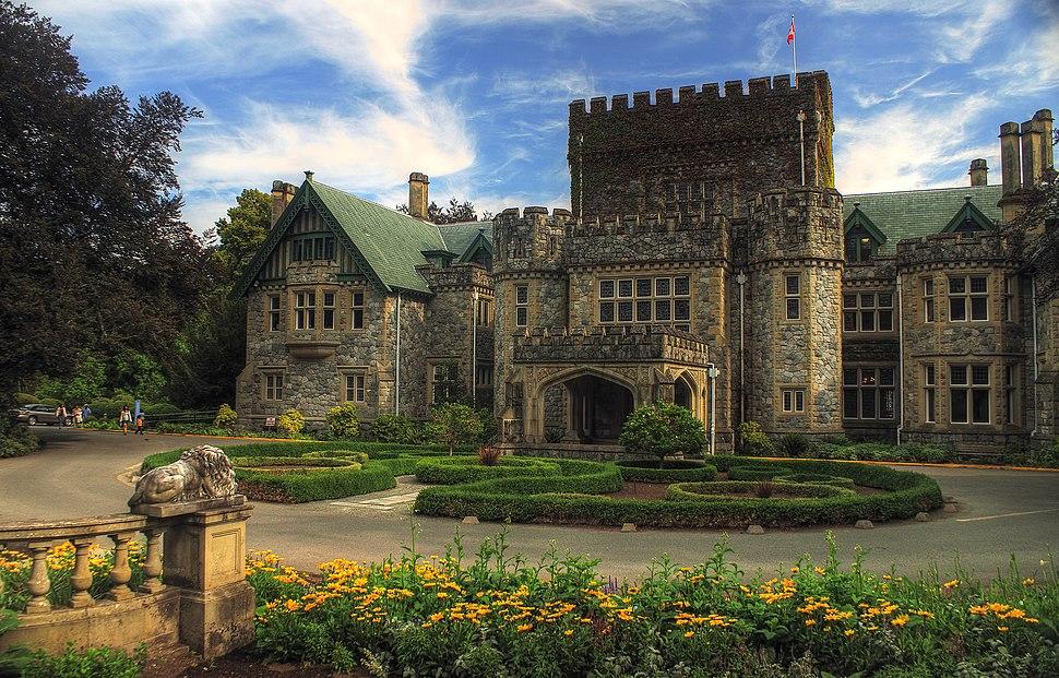 Hatley Castle BC