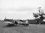 Hawker Hurricane at Castle Camps - RAF Fighter Command 1940 HU104483.jpg