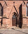 Heilbad Heiligenstadt Friedensplatz 1 St. Martin Pfarrkirche (evangelisch) Südportal 1.jpg