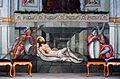 Heiliges Grab (Ettenheim) - Christus mit schlafenden Soldaten.jpg