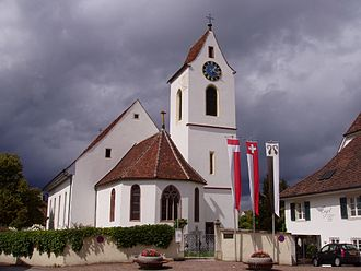 Dornach - Church in Dornach