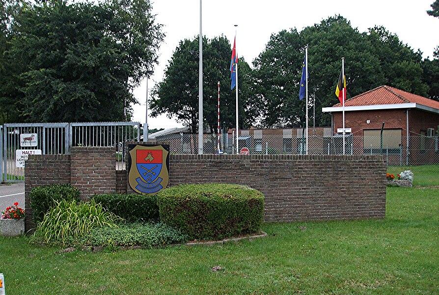 Kaserne in Helchteren