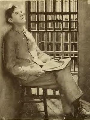 Frederick Burton (actor) - Burton in Heliotrope (1920)