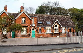 Hemington, Leicestershire - Hemington infant school