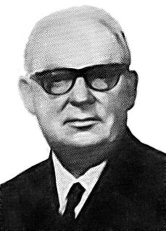 Henryk Jabłoński - Image: Henryk jabłoński
