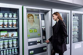 Automated retail - Herbalife ASC - Situated in Moscow, Russia