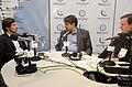Hernán Brienza entrevistó a Rdolfo Hamawi y Augusto Costas en Radio Nacional (14020487608).jpg