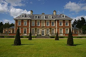 Hubert Parry - Highnam Court, Gloucestershire, the family's country house