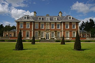 Highnam Court Grade I listed English country house in the United Kingdom